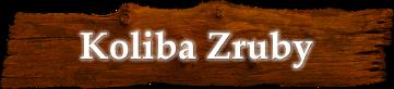 Koliba Zruby
